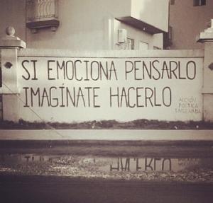 Acción poética Carmen Martínez