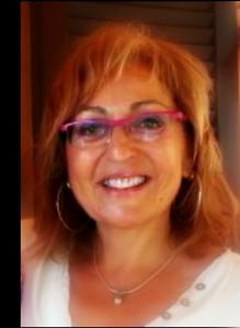 Carmen Paloma Martínez  Escritora y autora del Libro Líneas de reciente publicación