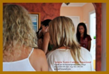 Terapia Teatro Cuántico Emocional 1